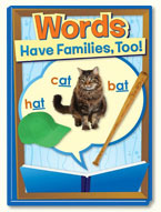 ABC mouse book: Word Family Book