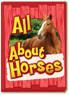 ABC mouse book: All About Horses