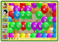 ABC mouse game: Zoo Letter Pop and Peek